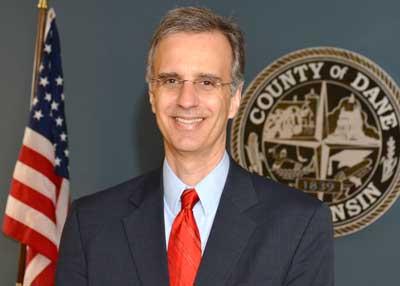Joe Parisi, Dane County Executiv