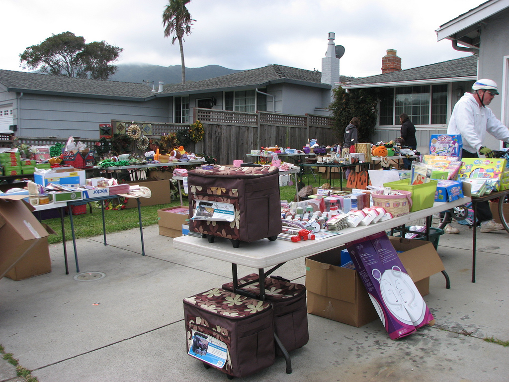 lerdahl park neighborhood wide garage sale scheduled for