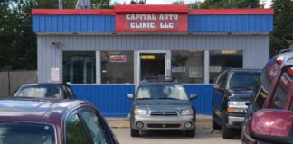 capital auto clinic is home of 3 995 car northside news capital auto clinic is home of 3 995